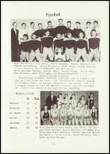 1951 Hancock High School Yearbook Page 46 & 47