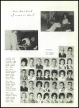1965 Springlake-Earth High School Yearbook Page 32 & 33