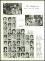1965 Springlake-Earth High School Yearbook Page 34 & 35