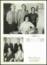 1965 Springlake-Earth High School Yearbook Page 36 & 37