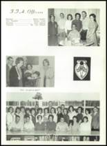 1965 Springlake-Earth High School Yearbook Page 56 & 57