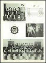 1965 Springlake-Earth High School Yearbook Page 58 & 59