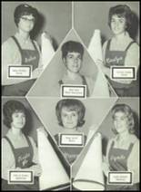 1965 Springlake-Earth High School Yearbook Page 60 & 61
