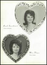 1965 Springlake-Earth High School Yearbook Page 64 & 65