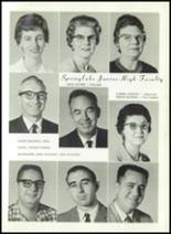 1965 Springlake-Earth High School Yearbook Page 80 & 81