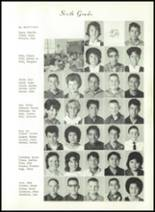 1965 Springlake-Earth High School Yearbook Page 96 & 97