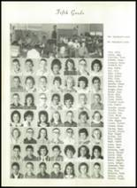 1965 Springlake-Earth High School Yearbook Page 98 & 99