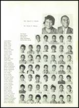 1965 Springlake-Earth High School Yearbook Page 108 & 109
