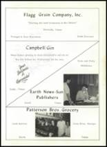 1965 Springlake-Earth High School Yearbook Page 110 & 111