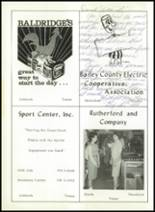 1965 Springlake-Earth High School Yearbook Page 112 & 113