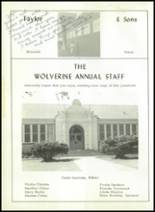 1965 Springlake-Earth High School Yearbook Page 128 & 129