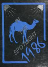 1986 Yearbook Campbell County High School