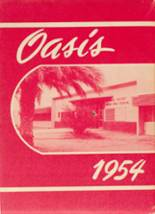 1954 Yearbook Imperial High School