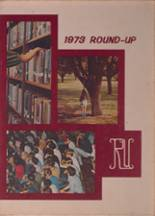 1973 Yearbook Hereford High School