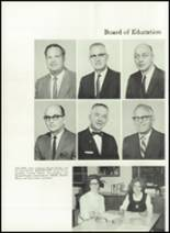 1974 Shelby High School Yearbook Page 10 & 11