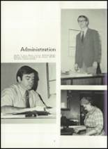 1974 Shelby High School Yearbook Page 12 & 13