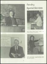 1974 Shelby High School Yearbook Page 14 & 15