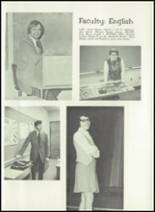 1974 Shelby High School Yearbook Page 16 & 17