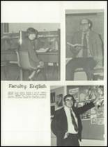 1974 Shelby High School Yearbook Page 18 & 19