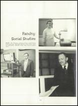 1974 Shelby High School Yearbook Page 20 & 21