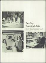 1974 Shelby High School Yearbook Page 24 & 25