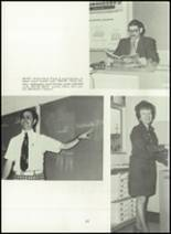 1974 Shelby High School Yearbook Page 26 & 27