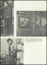 1974 Shelby High School Yearbook Page 28 & 29
