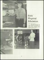 1974 Shelby High School Yearbook Page 30 & 31