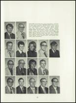 1974 Shelby High School Yearbook Page 36 & 37