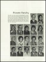 1974 Shelby High School Yearbook Page 38 & 39
