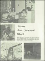 1974 Shelby High School Yearbook Page 40 & 41