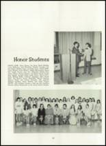 1974 Shelby High School Yearbook Page 44 & 45