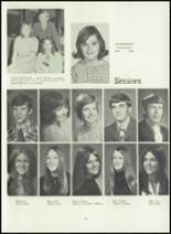 1974 Shelby High School Yearbook Page 48 & 49