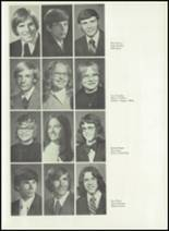 1974 Shelby High School Yearbook Page 50 & 51