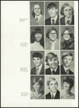 1974 Shelby High School Yearbook Page 52 & 53