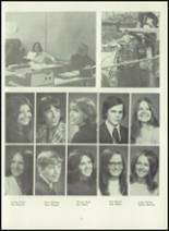 1974 Shelby High School Yearbook Page 56 & 57