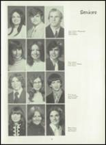 1974 Shelby High School Yearbook Page 58 & 59