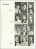 1974 Shelby High School Yearbook Page 60 & 61