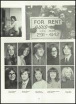 1974 Shelby High School Yearbook Page 62 & 63