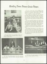 1974 Shelby High School Yearbook Page 66 & 67