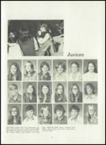 1974 Shelby High School Yearbook Page 70 & 71