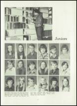 1974 Shelby High School Yearbook Page 74 & 75