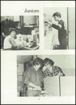 1974 Shelby High School Yearbook Page 78 & 79