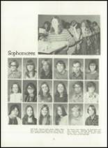 1974 Shelby High School Yearbook Page 80 & 81