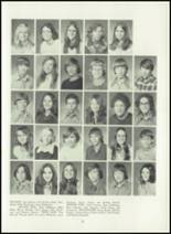 1974 Shelby High School Yearbook Page 84 & 85