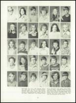 1974 Shelby High School Yearbook Page 96 & 97