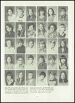 1974 Shelby High School Yearbook Page 98 & 99