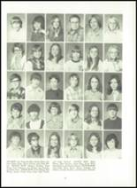 1974 Shelby High School Yearbook Page 100 & 101