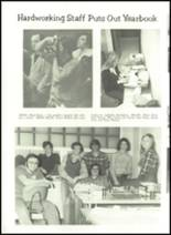 1974 Shelby High School Yearbook Page 106 & 107