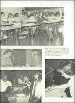 1974 Shelby High School Yearbook Page 108 & 109